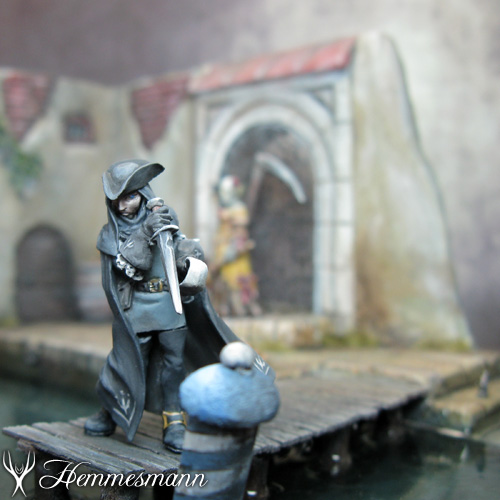 In den Schatten Venedigs