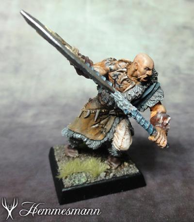 Gorak the Ravager, Barbarian