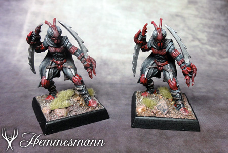 Red Mantis Assassin